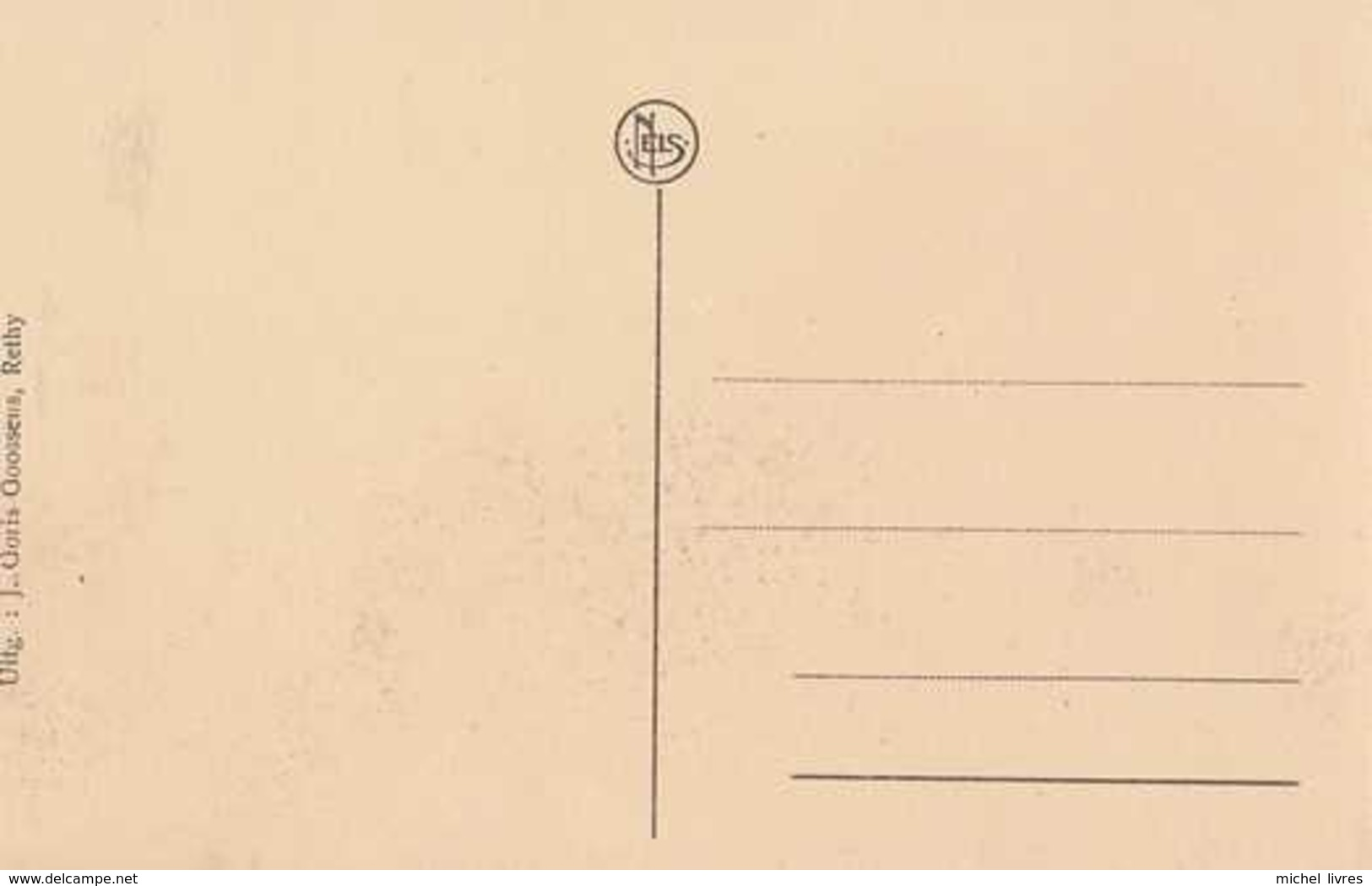 Rethy - Retie - De Markt - Pas Circulé - Animée - Nels - TBE - Antw - Retie