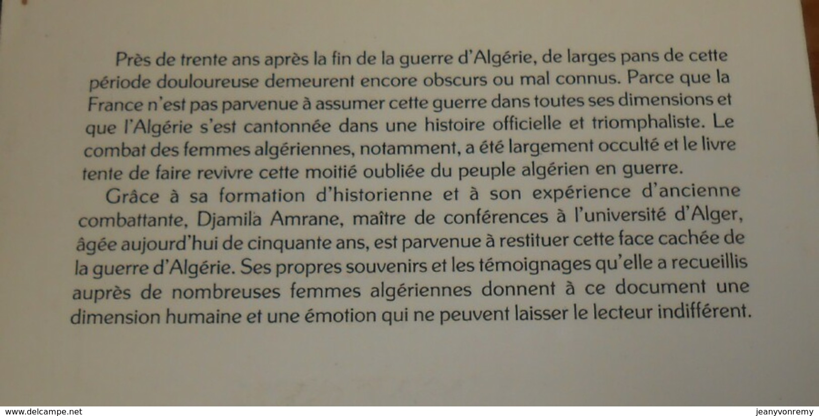 Que Veulent Les Arabes ? Fereydoun Hoveyda. 1991 - Histoire