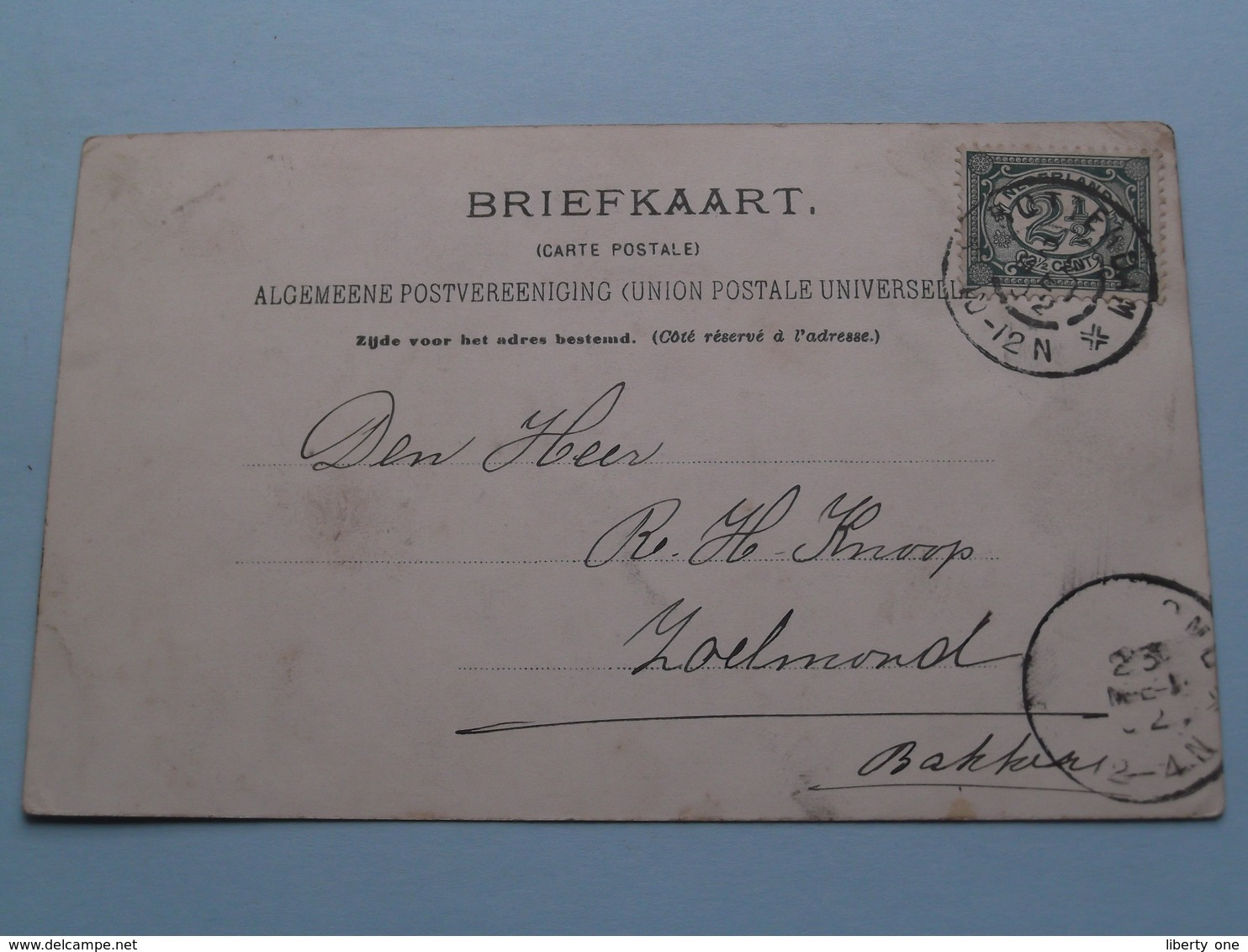 St. Helena Van Af De Rotsen > Souvenir De ...( M. A. Frank ) Anno 1902 ( See / Voir Photo Svp ) ! - St. Helena