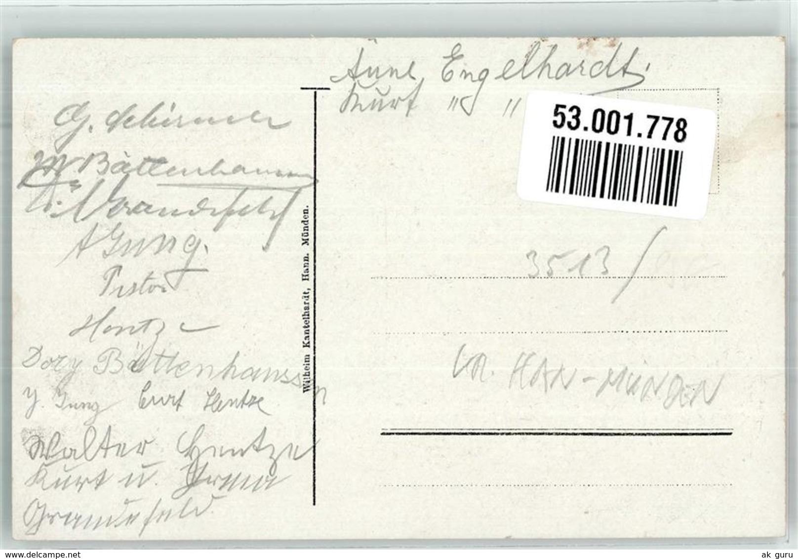 53001778 - Landwehrhagen - Allemagne
