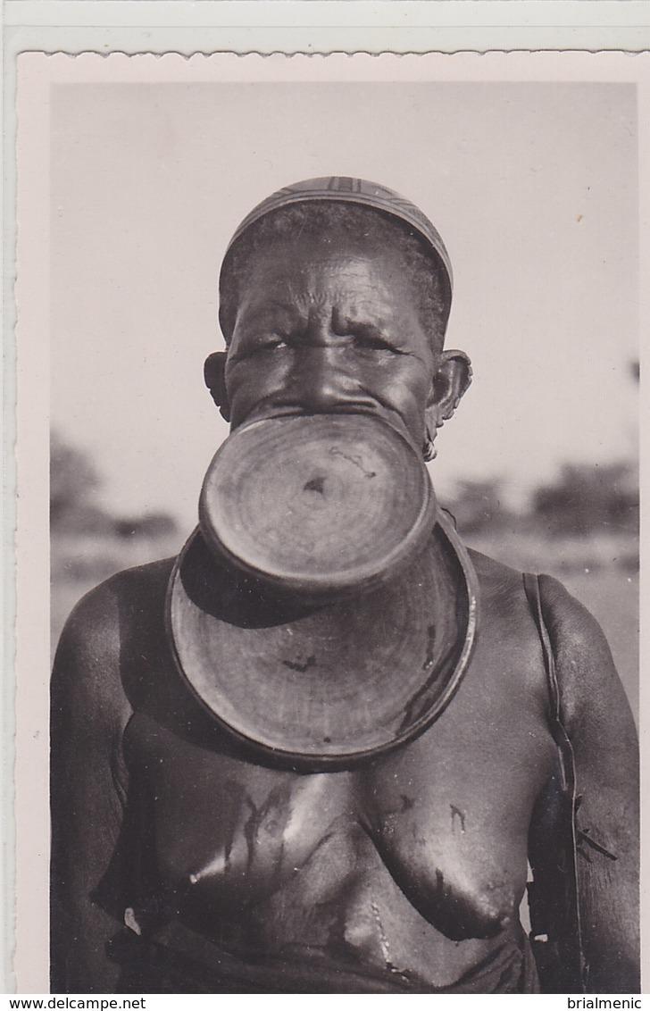 FEMME SARA KABA  ( Tchad ) - Süd-, Ost-, Westafrika