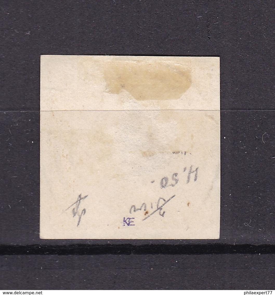 Thurn Und Taxis - 1861 - Michel Nr. 13 - Gepr. - 45 Euro - Thurn Und Taxis