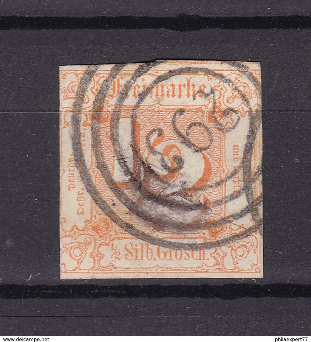 Thurn Und Taxis - 1862 - Michel Nr. 28 - 30 Euro - Thurn Und Taxis