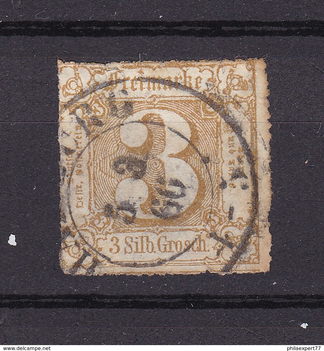 Thurn Und Taxis - 1865 - Michel Nr. 40 - 30 Euro - Thurn Und Taxis
