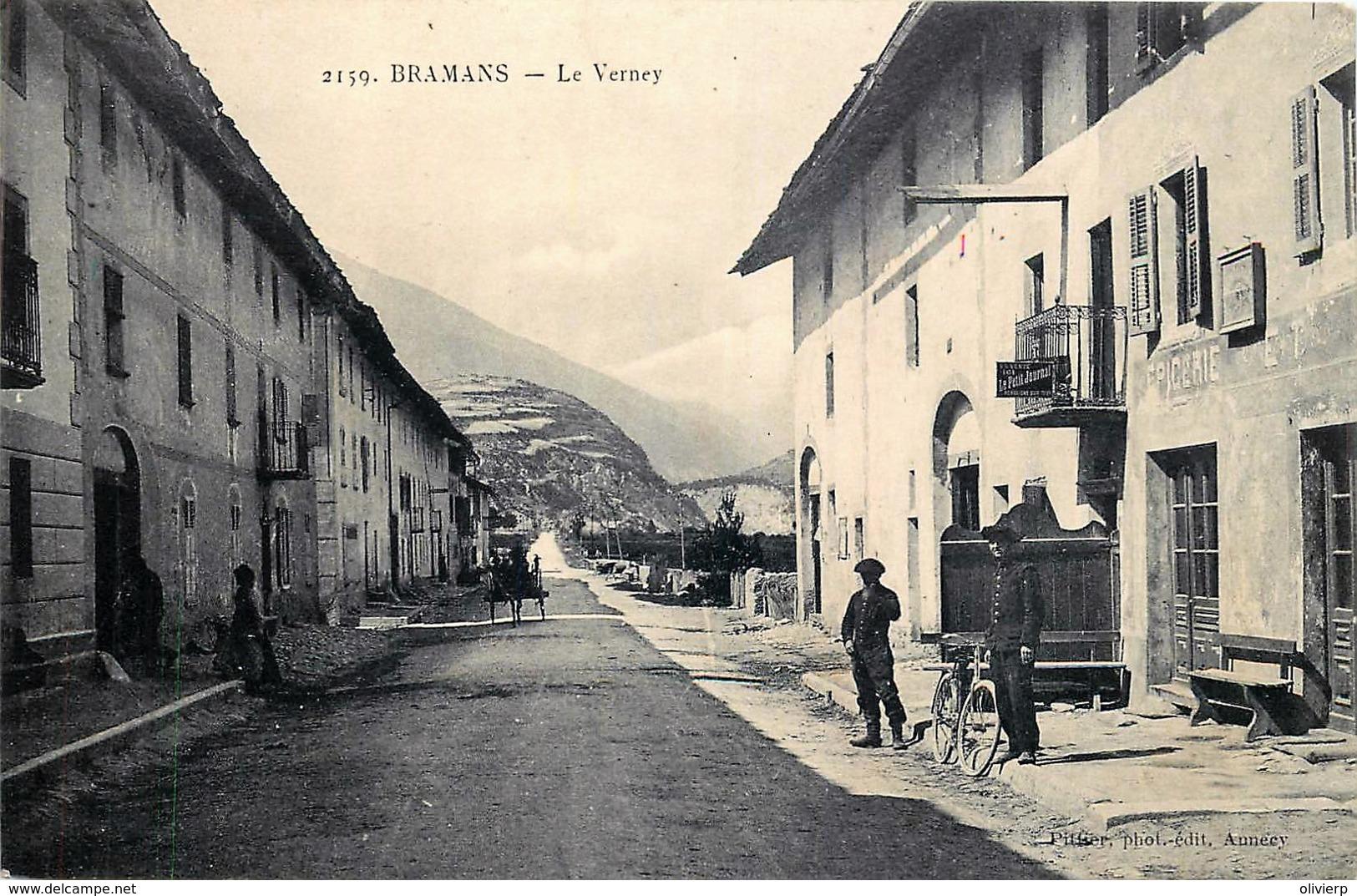 France - 73 - Bramans - Le Vernay - Epicerie - Autres Communes