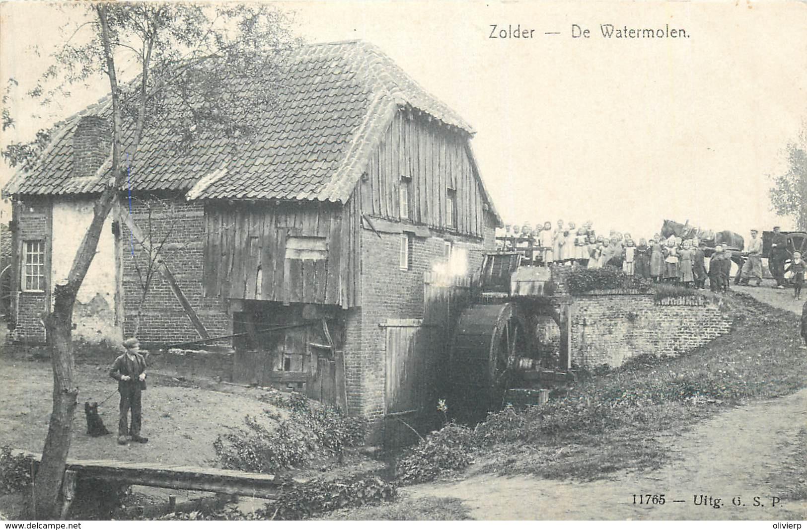 Belgique - Zolder - De Watermolen - Heusden-Zolder