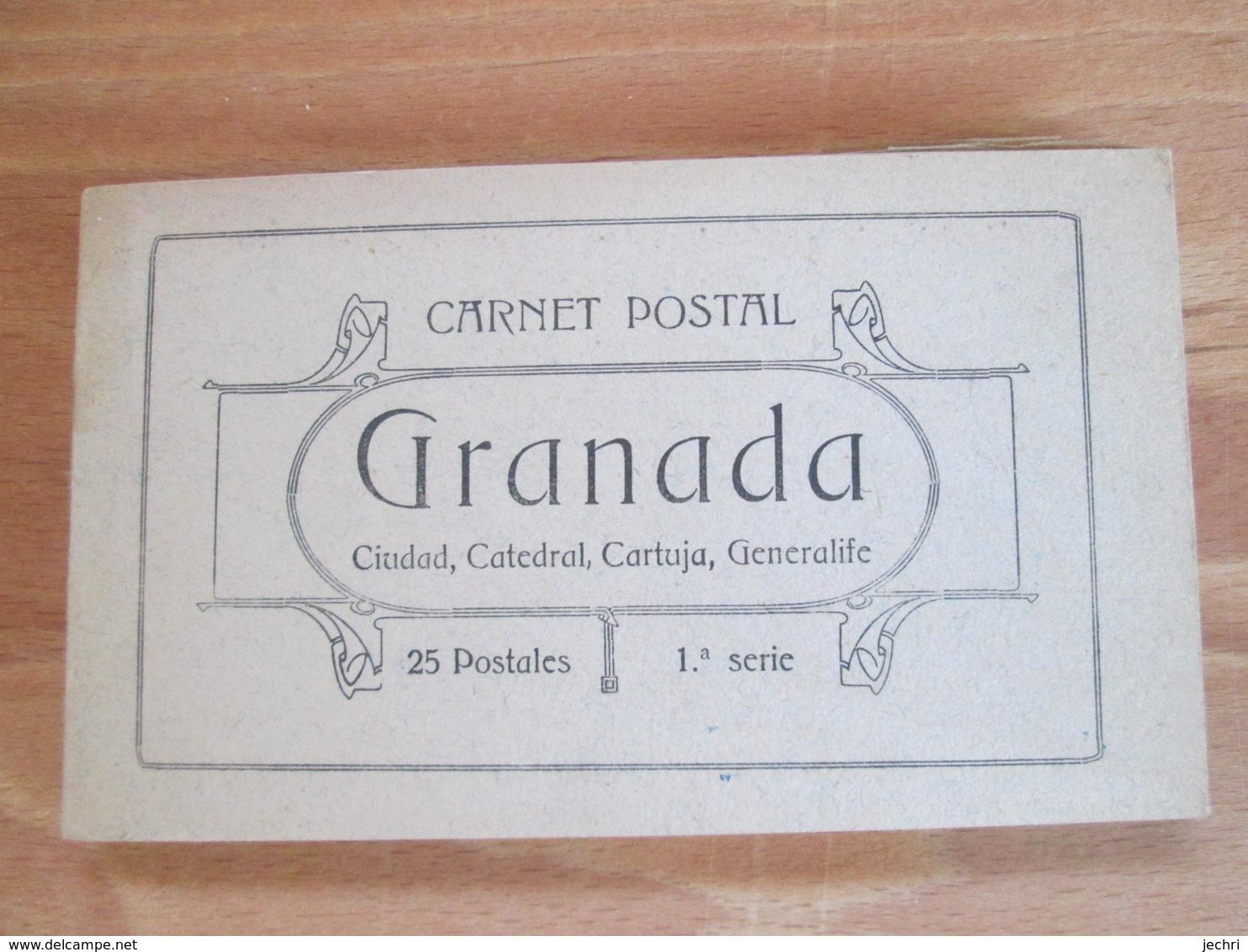 Carnet   Granada - Granada