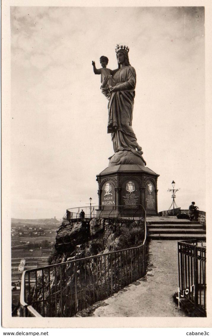 LE PUY (Haute-Loire) Statue De Notre-Dame-de-France - Le Puy En Velay