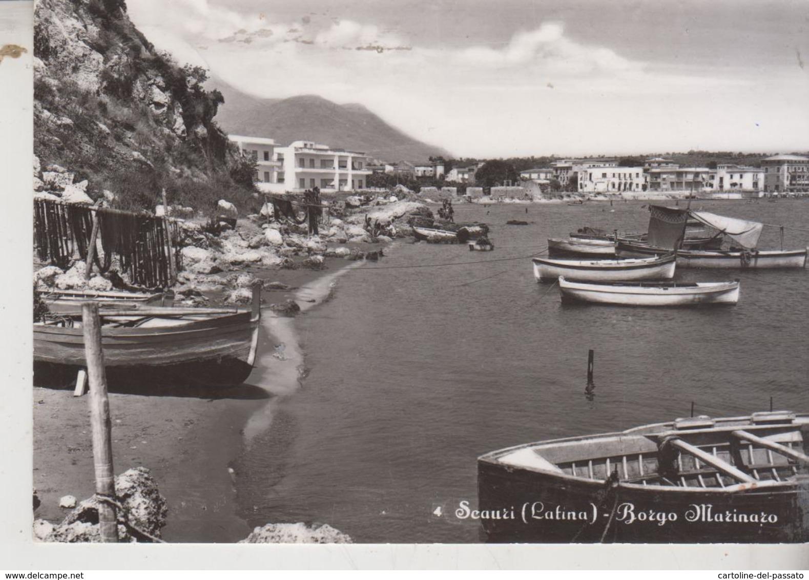 Scauri Latina Borgo Marinaro - Latina