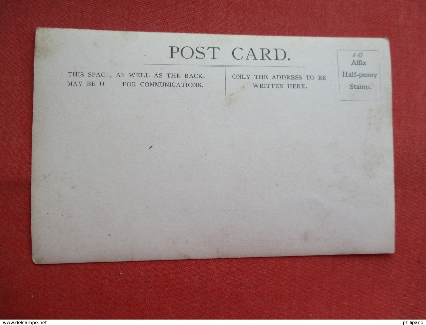 To ID RPPC  UK?    Ref  3461 - England