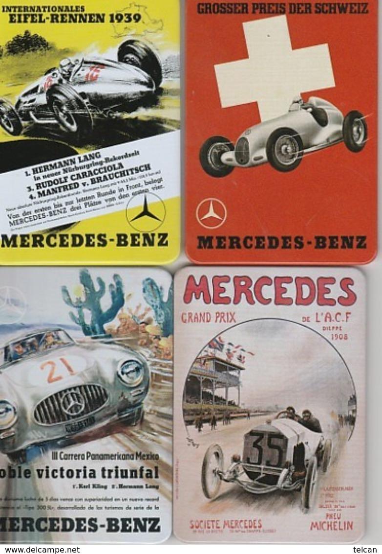 LEGENDE MERCEDES BENZ Luxe AVEC COFFRET   2 SCANS - Sport
