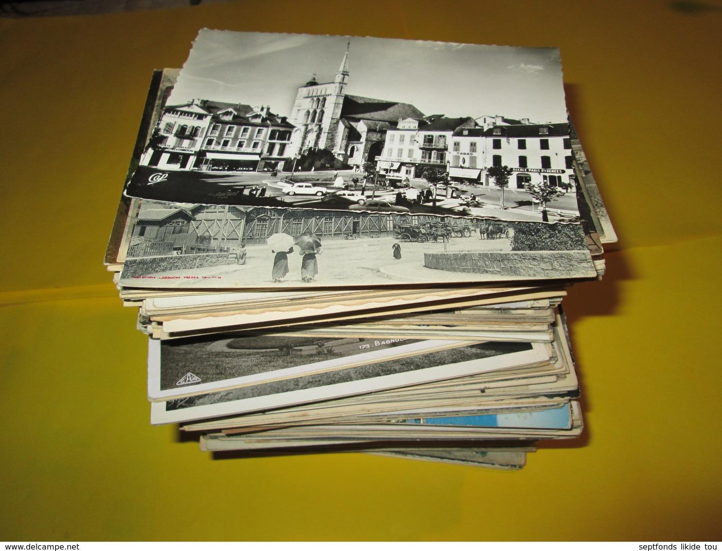 Départ 1 Centime  La CPA ..   Minimum 500 Cartes  Lot N° 8 (arrêt Complet De L'activité) - Postcards