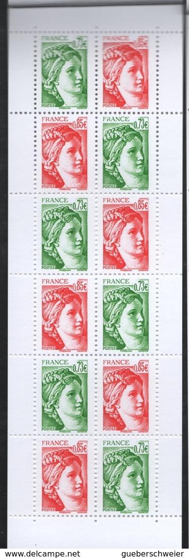 Carnet 40e Anniversaire De La Sabine De Gandon - Commemoratives