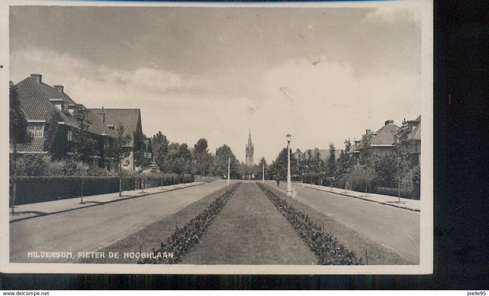 Hilversum - Pieter De Hooghlaan - 1941 - Hilversum