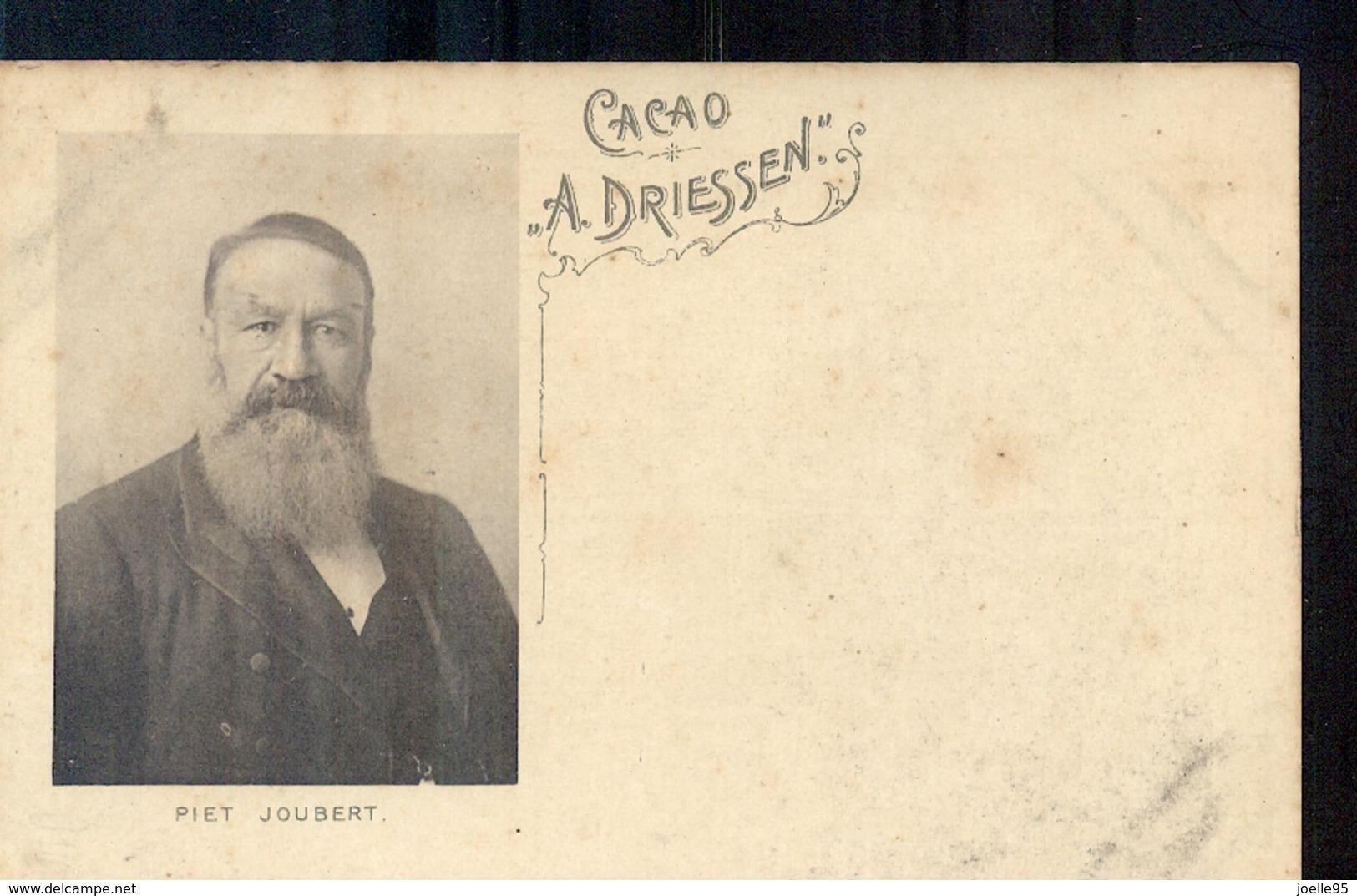 Piet Joubert - Den Haag - Boerenkrieg - Zuid-Afrika - 1904 - Den Haag ('s-Gravenhage)