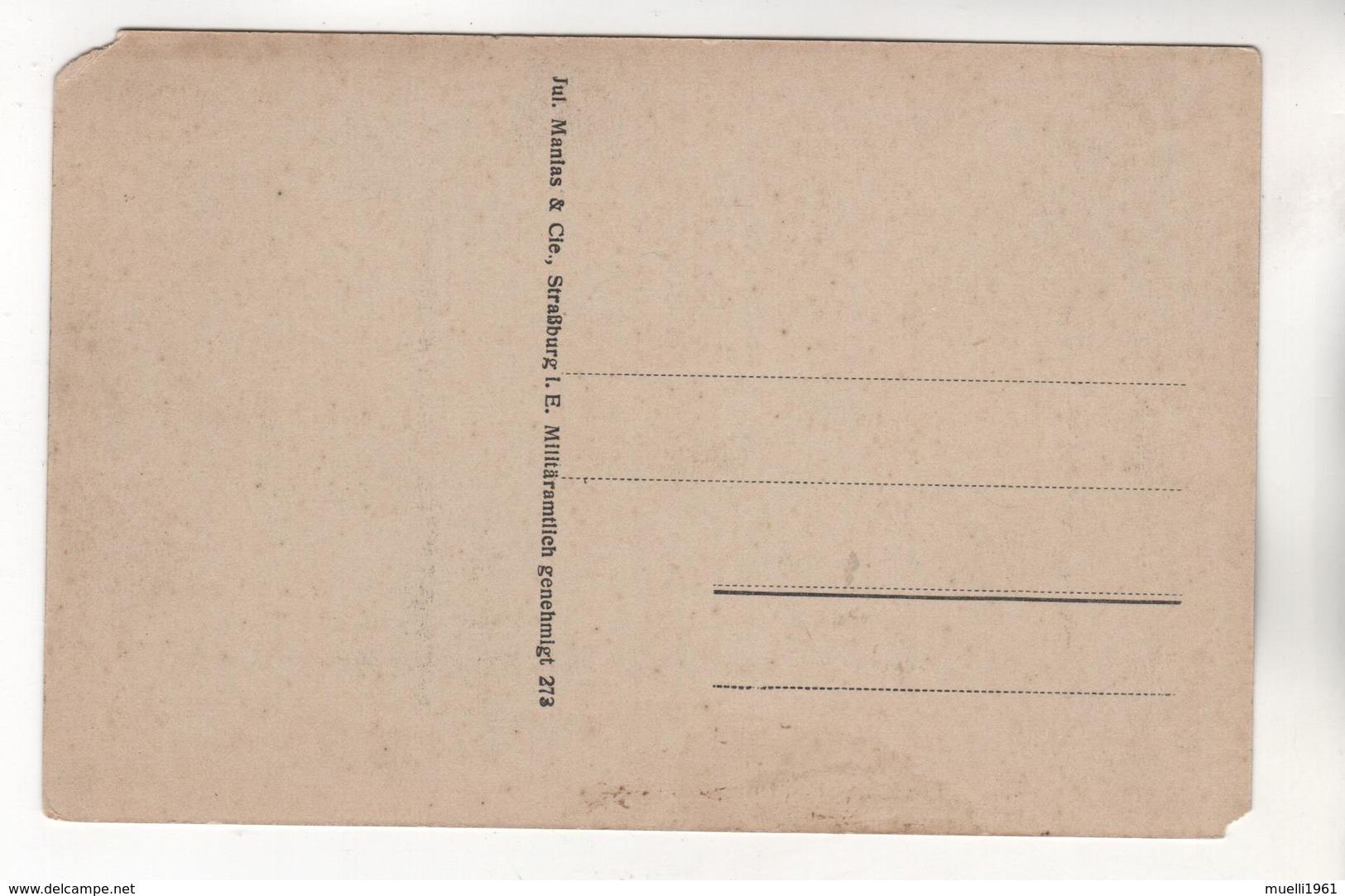 2783,  Heldengräber, Am Donon,  Vogesen Im Elsass Im Département Bas-Rhin, Frankreich. - Oorlogsbegraafplaatsen