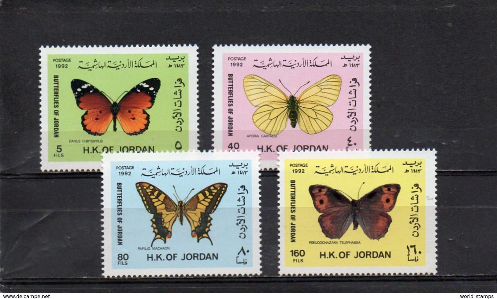 JORDAN 1992 ** - Jordanien