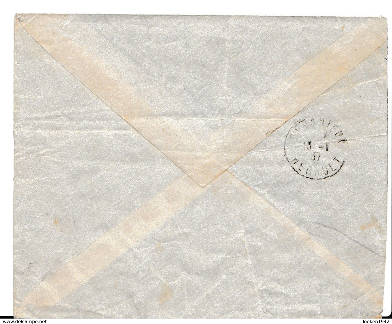 GUERRA CIVIL 1937  CNT FAI CASA BAKUNIN  PEDRALBES  CARTERIA ELA128 - 1931-Today: 2nd Rep - ... Juan Carlos I