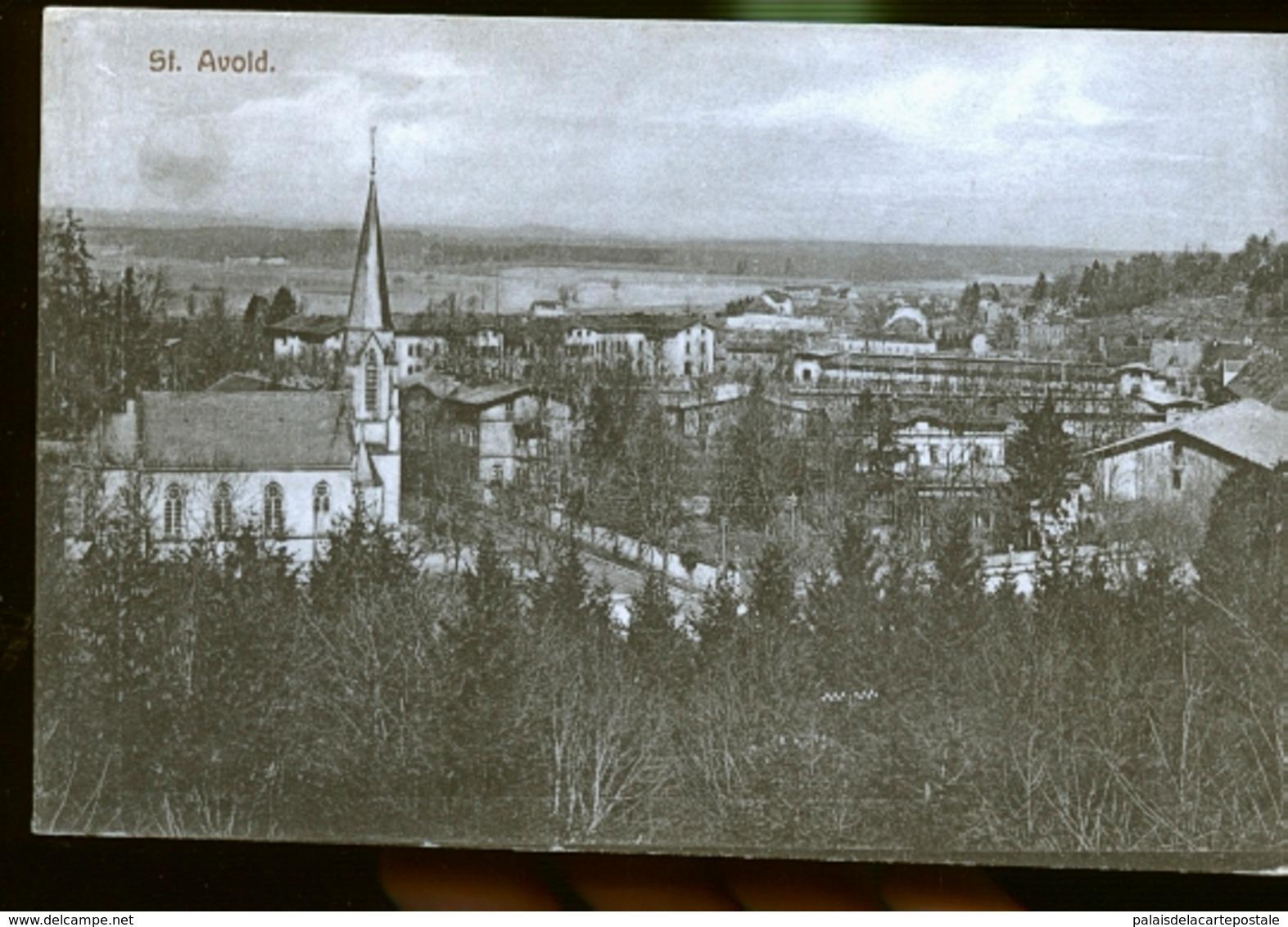 SAINT AVOLD                   NOUVEAUTE - Saint-Avold