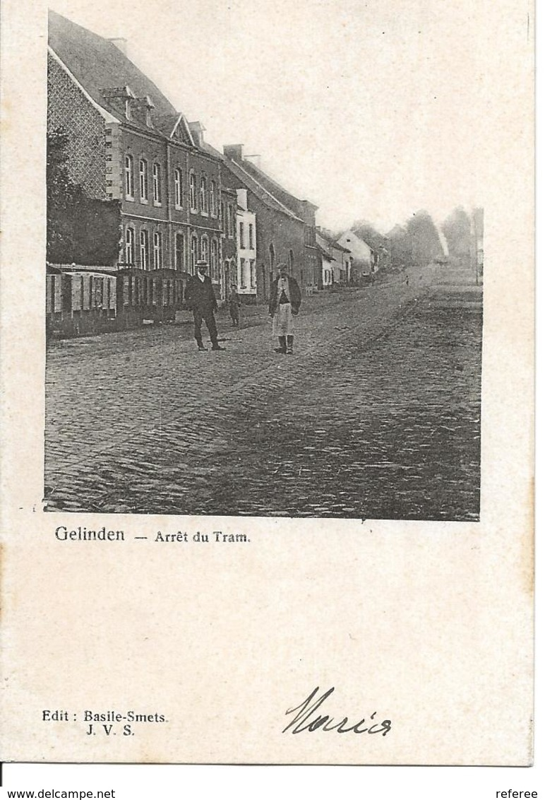 Gelinden - Arrêt Du Tram - Sint-Truiden