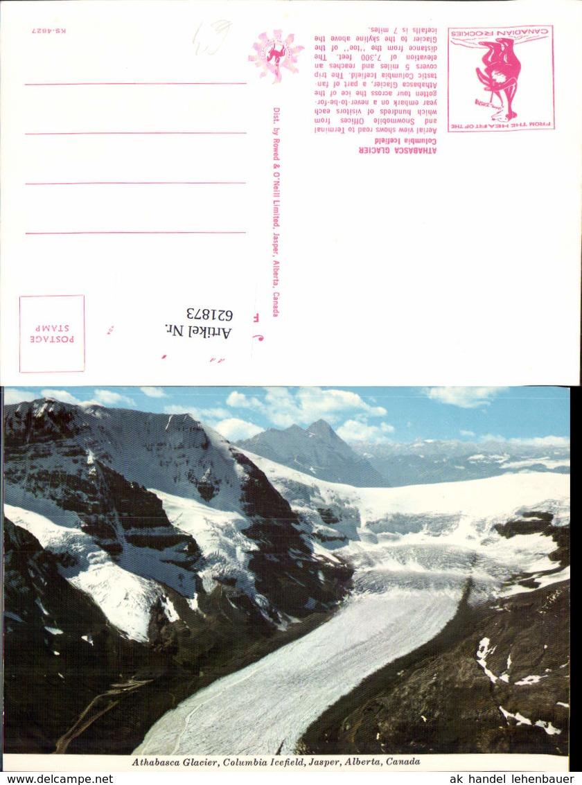 621873,Athabasca Glacier Columbia Icefield Canadian Rockies Canada - Kanada