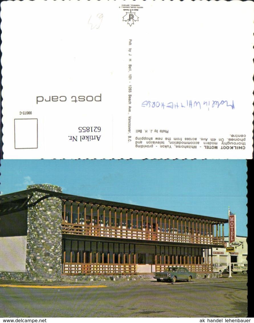 621855,Chilkoot Motel Whitehorse Yukon Canada - Kanada
