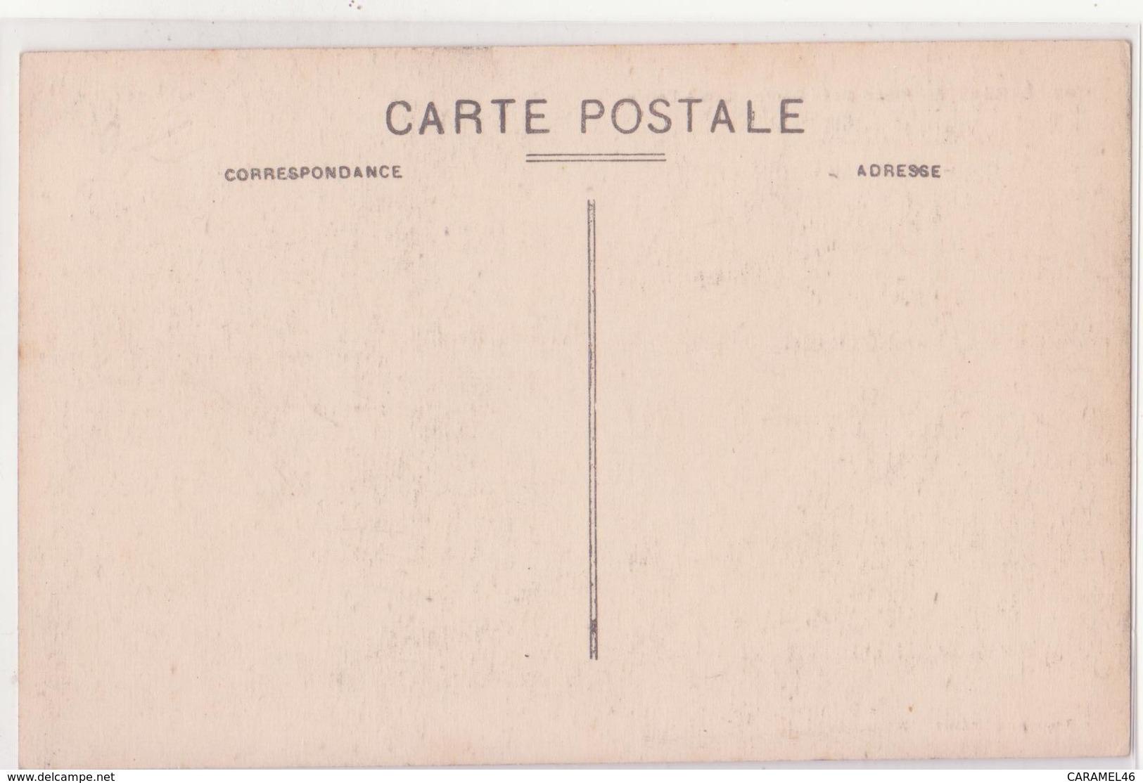 CPA - 82. BARBASTE -  Place De La Poste Les 4 Tours - Autres Communes