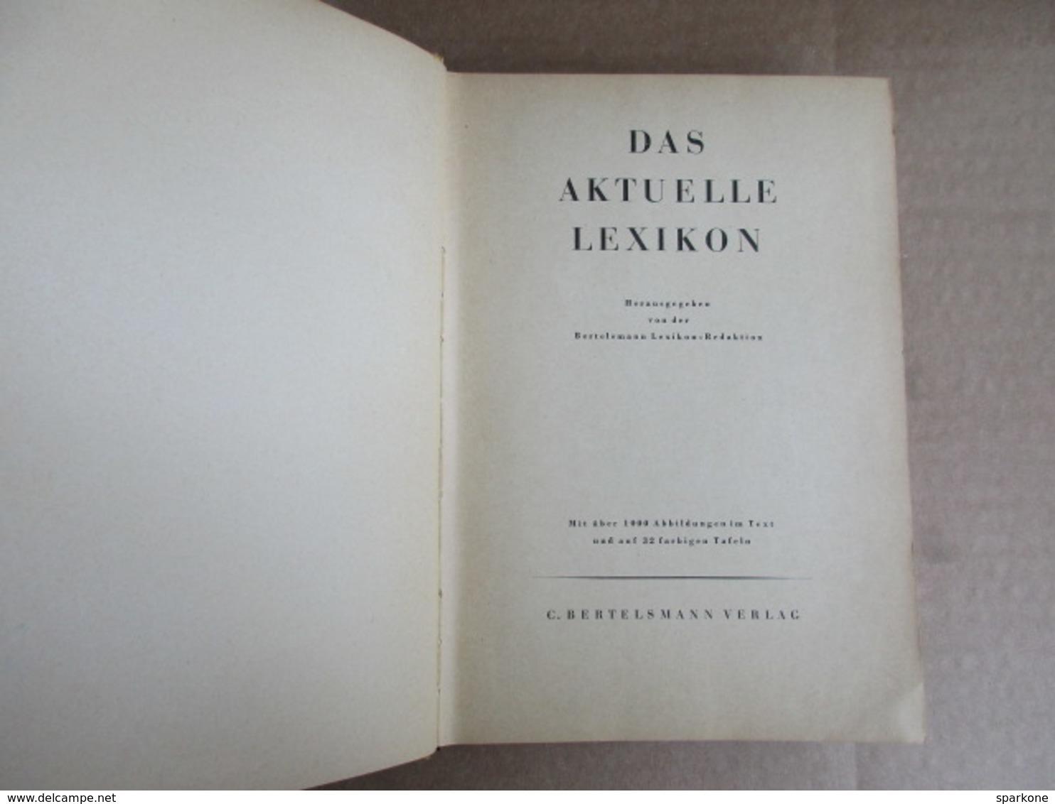 Das Aktuelle Lexikon - Lexiques
