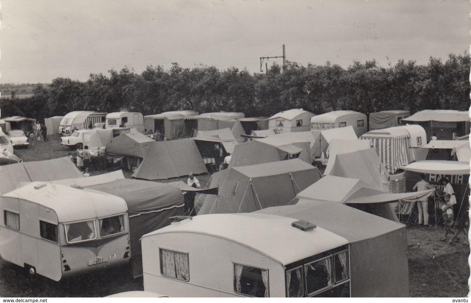 DUINBERGEN / CAMPING NR 1 STATIONLAAN - Knokke