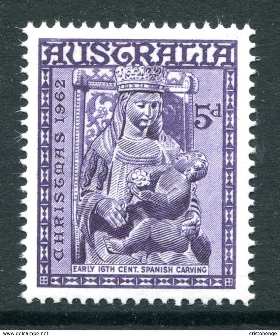Australia 1962 Christmas MNH (SG 345) - Mint Stamps