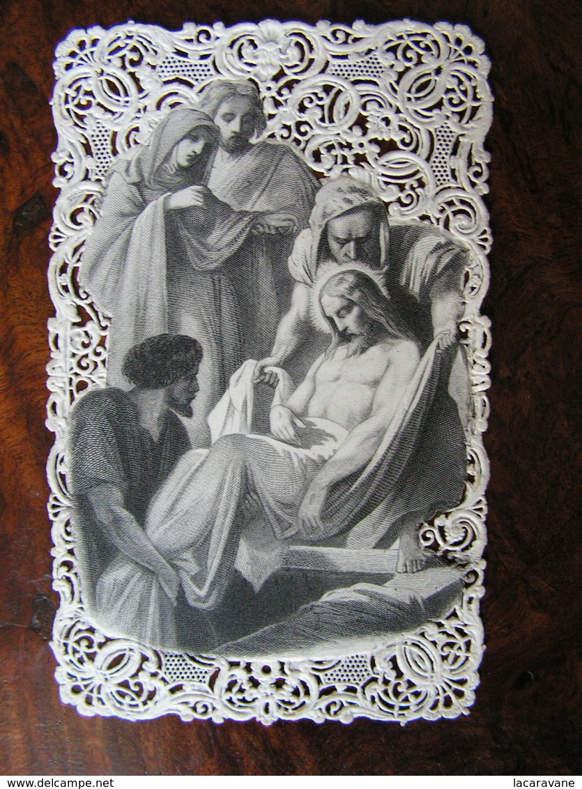 Holy Card Image Pieuse Canivet Dopter 202   Ref 5 - Images Religieuses