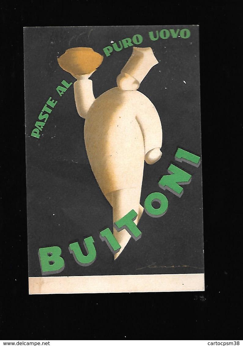 C.P.A. PUBLICITAIRE BUITONI. - Publicidad