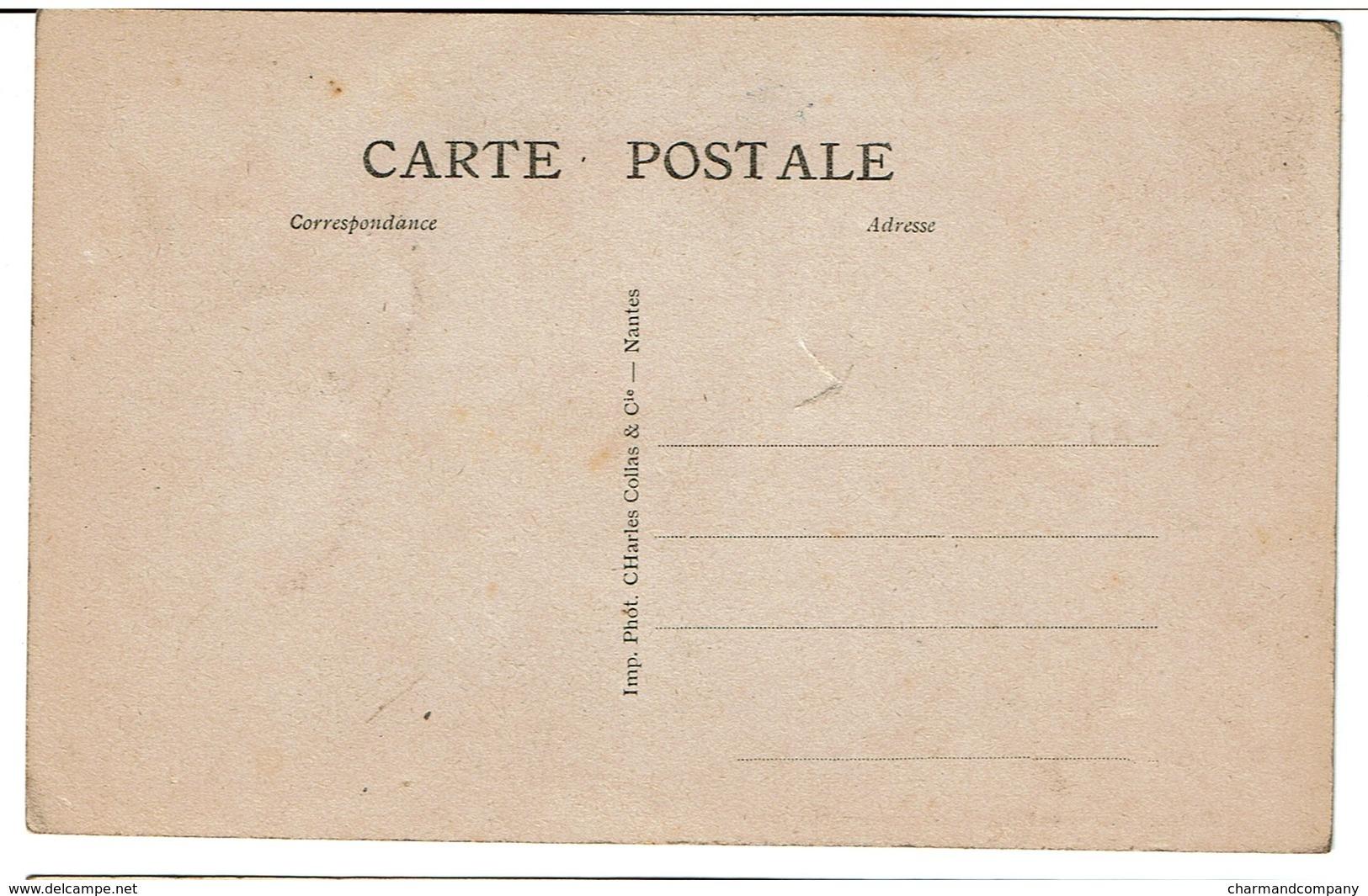 Bateau Marchant Sur L'eau Comme Sur Terre - Souvenir - Marius - 1922 - 2 Scans - Bateaux