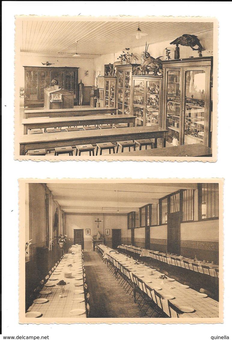 Lot De 9 Cartes ( M 4004 ) Gosselies  Ecole Normale Primaire Voir Les Scan - Cartes Postales
