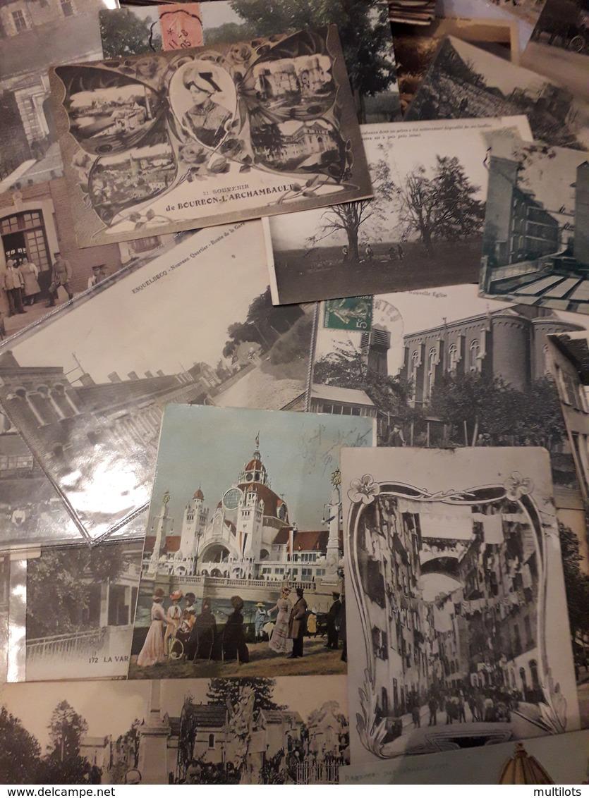 ML645  -  LOT + De 3200 CPA  Avec De Très Belles Cpa à L'intérieur  ( Voir Description  )  , à Ne Surtout Pas Rater  !!! - Postcards
