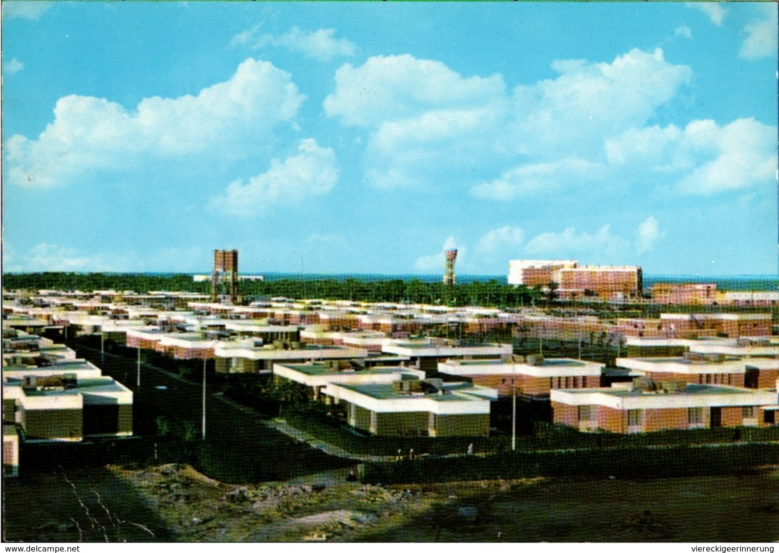 !  Postcard From AL-Khobar, Saudi Arabien, Saudi Arabia - Arabia Saudita