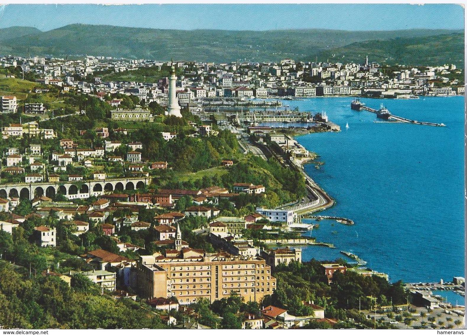 Trieste - Panorama - H5335 - Trieste