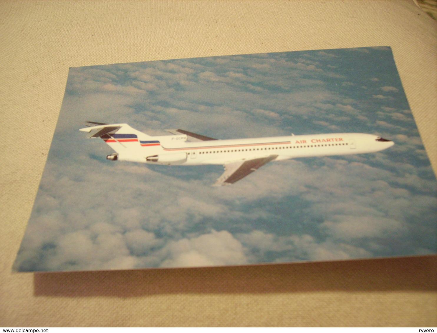 AIR CHARTER FILIALE D AIR FRANCE ET AIR INTER BOEING 727-228 - Non Classificati