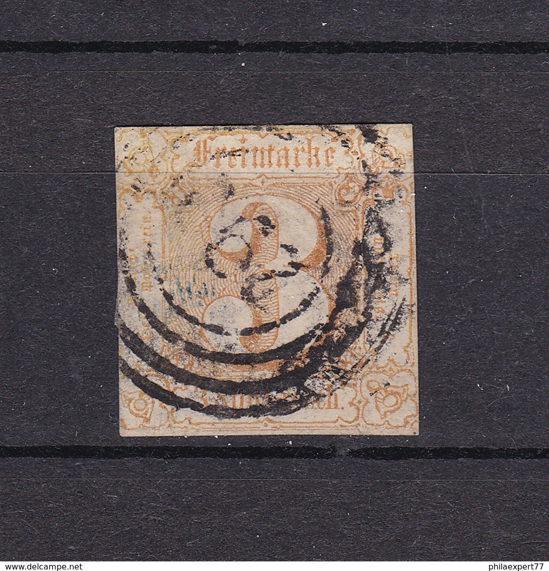Thurn Und Taxis - 1862/64 - Michel Nr. 31 - Thurn Und Taxis