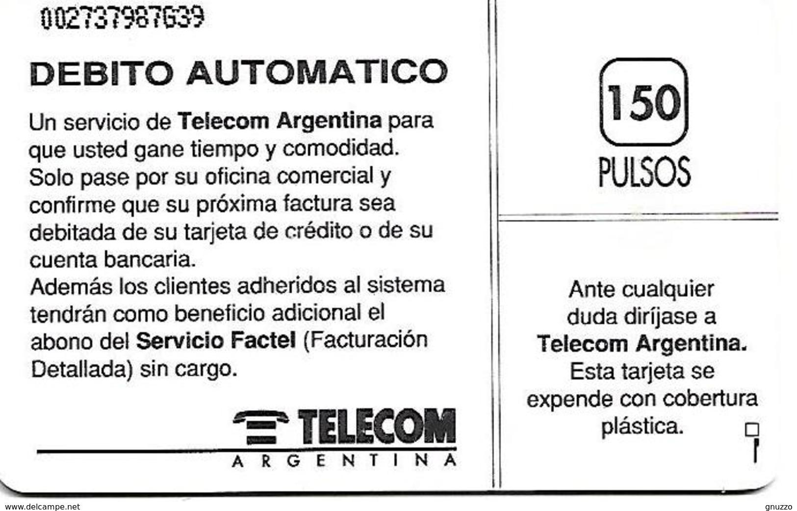 USATA--ARGENTINA - Argentina