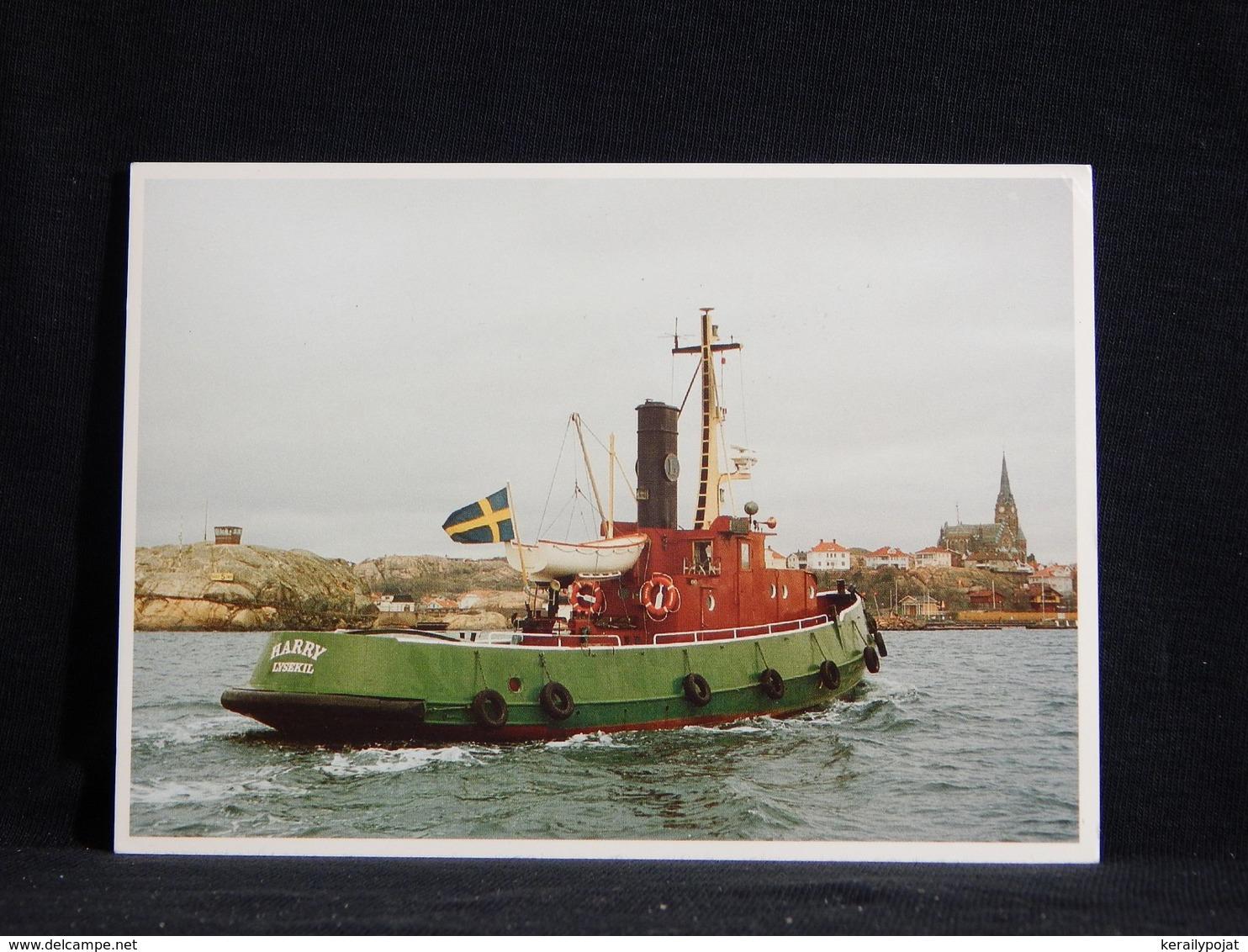 Harry Lysekil__(U-761) - Boten