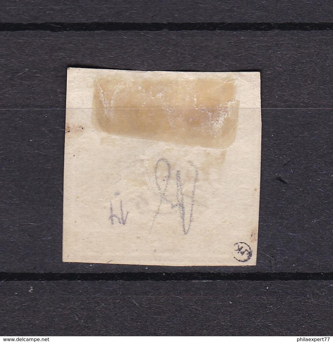 Wuerttemberg - 1859 - Michel Nr. 14 - Gepr. - 100 Euro - Wuerttemberg