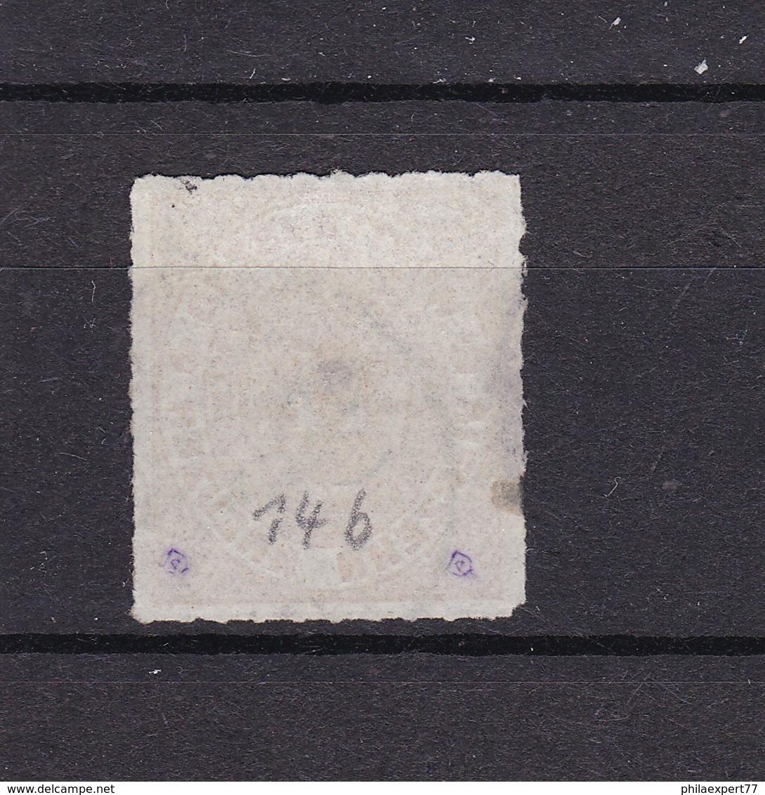 Wuerttemberg - 1869 - Michel Nr. 41 C - 160 Euro - Wuerttemberg