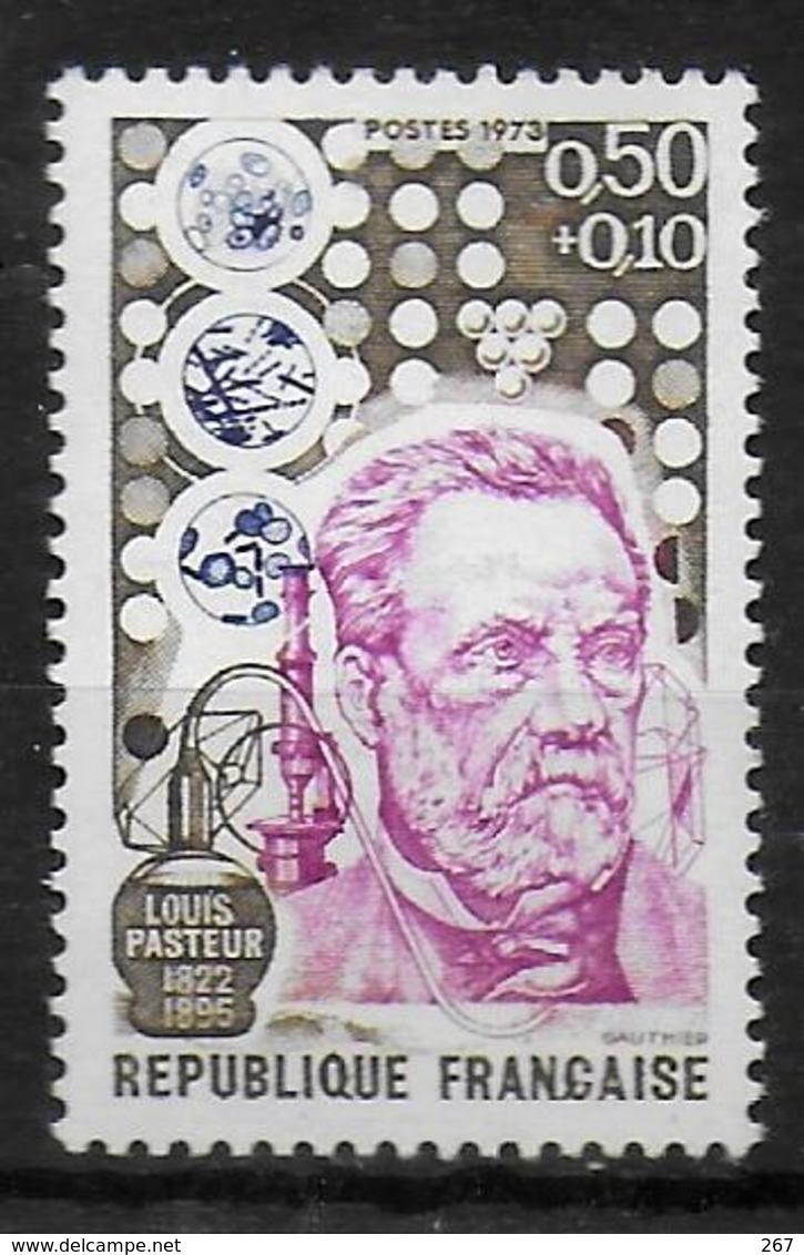 FRANCE  N°  1768   * * Medecine Pasteur - Louis Pasteur
