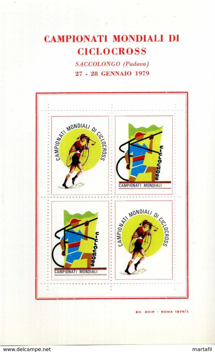 ERINNOFILIA / Campionati Mondiali Di Ciclocross Saccolongo (Padova) 1979 - Erinnofilia