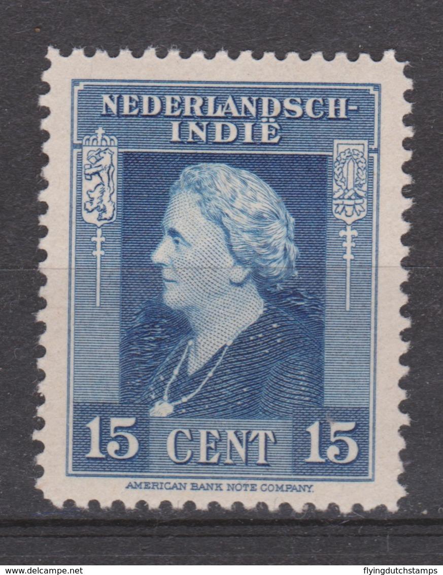 Nederlands Indie 310 MNH ; Koningin, Queen, Reine, Reina Wilhelmina 1945 NETHERLANDS INDIES PER PIECE - Niederländisch-Indien