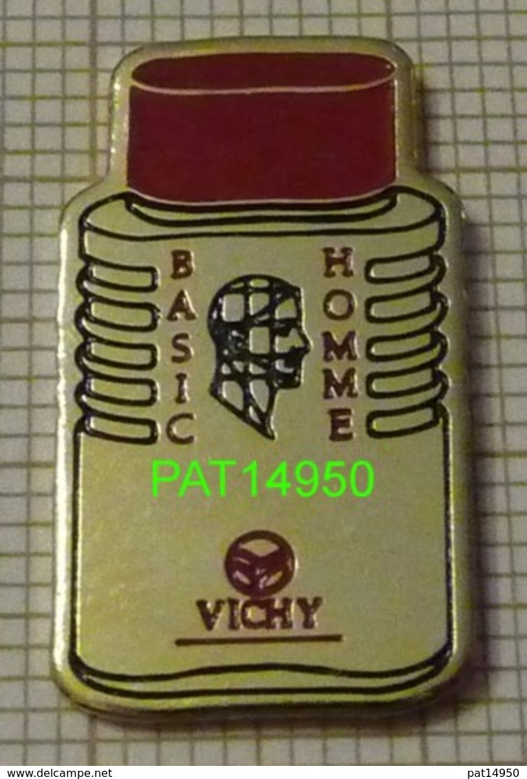 BASIC HOMME VICHY   PARFUMS COSMETIQUES - Parfum