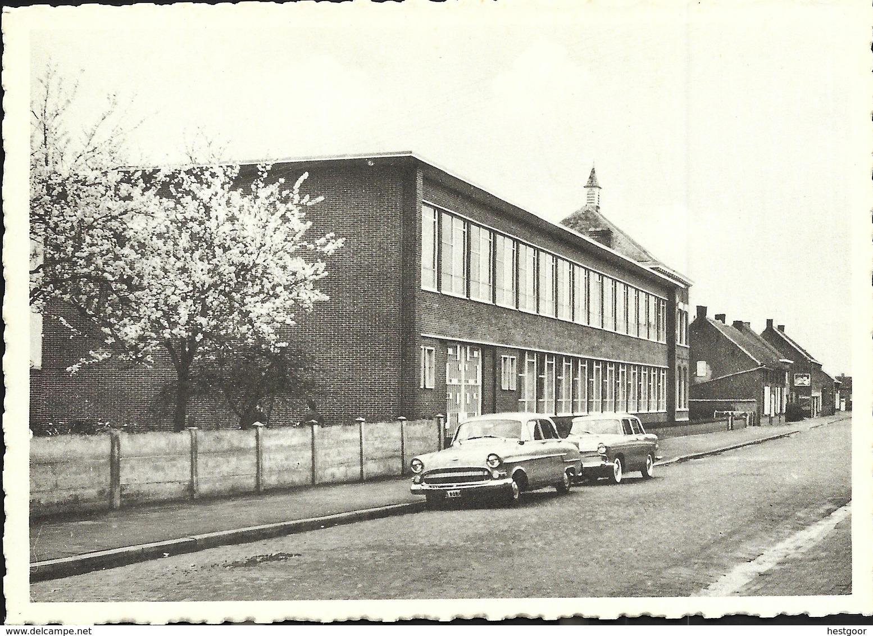 Schriek. -- Beroepschool - Heist-op-den-Berg