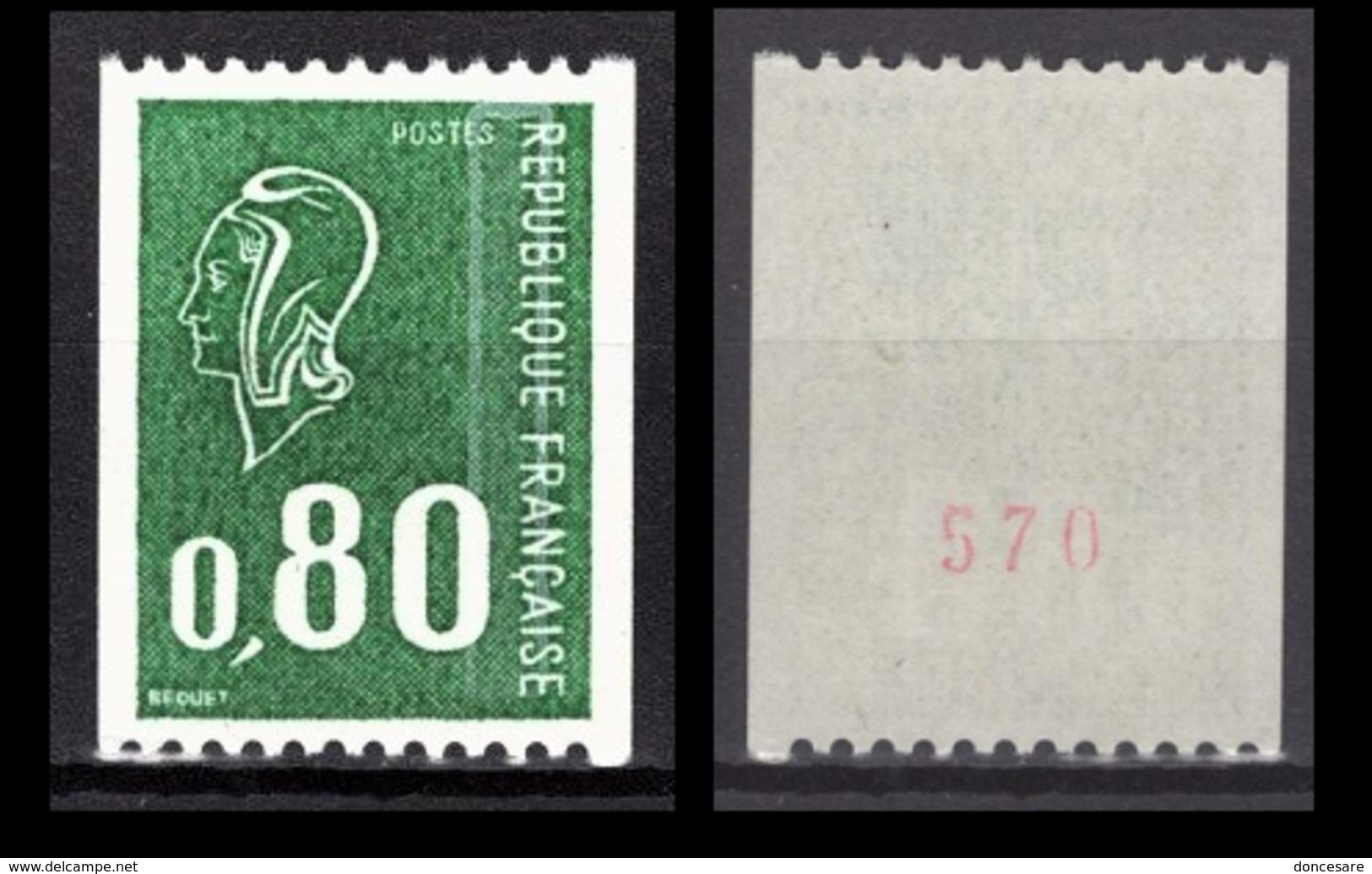 FRANCE 1976 - Y.T. N° 1894   - NEUF** / CHIFFRE - Frankreich