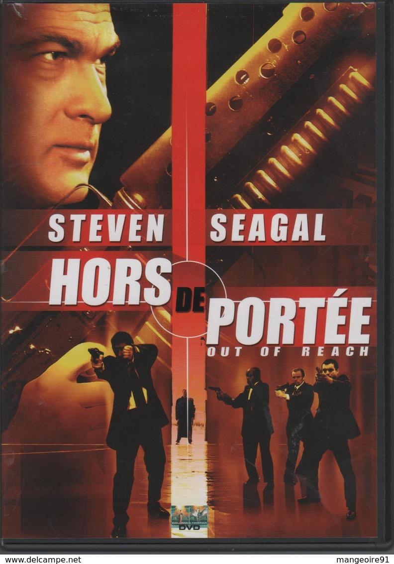 "DVD 1 FILM ""hors De Portée"" STEVEN SEAGAL - Policiers"